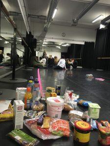 workshop nutrition for dancers dansdietetiek Nederland